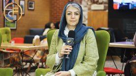 گفتگو با میترا تمجیدی سینماگر ، داور بخش مسابقه زنده طراحی لباس جشنواره و مدیر موسسه حجره فیروزه میترا